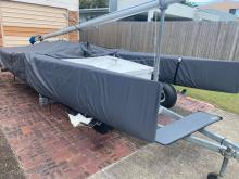 TAIPAN 5.7 - Boat Cover